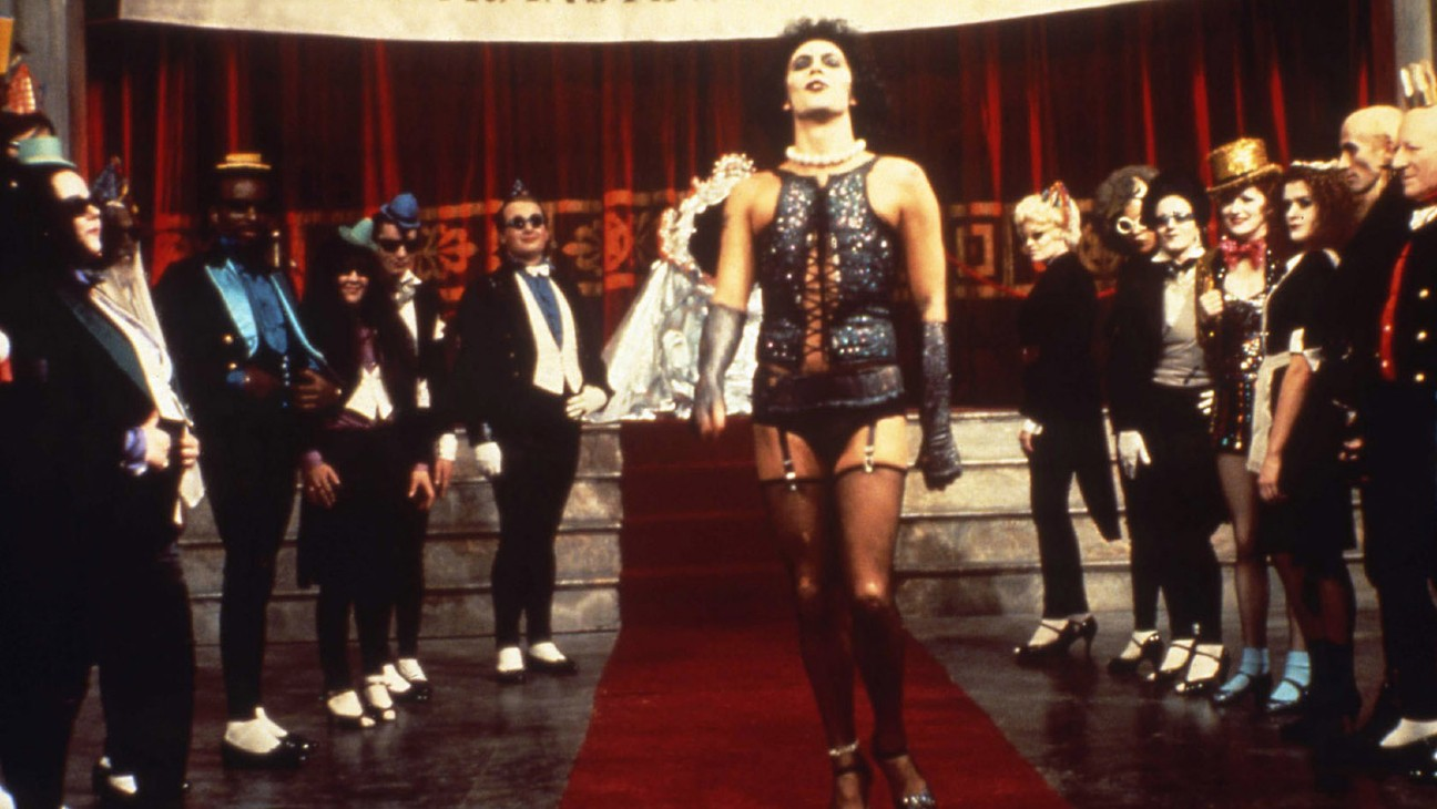 Tim Curry Once Got Thrown Out of a 'Rocky Horror Picture Show' Screening