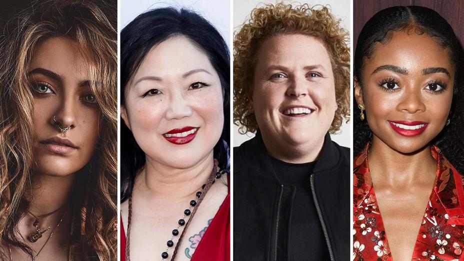 Hulu Original Film Sex Appeal - Paris Jackson, Margarett Cho, Fortune Femister and Skai Jackson