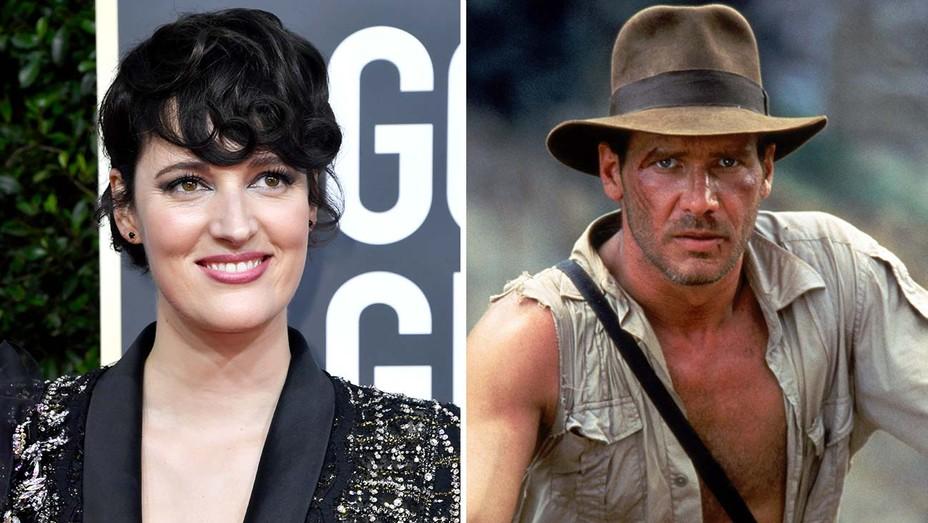 Phoebe Waller Bridge and Harrison Ford as Indiana Jones-H 2021 .jpg