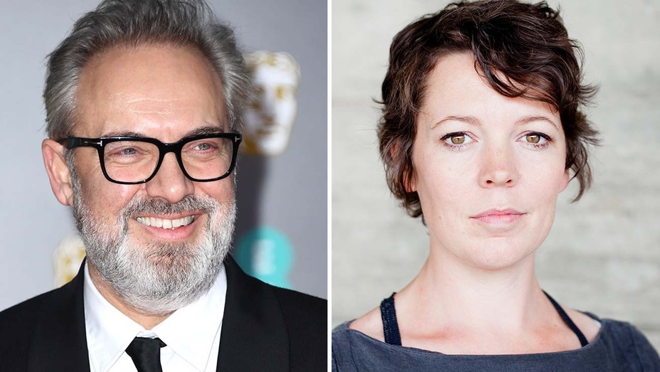 Sam Mendes and Olivia Colman - EMPIRE OF LIGHT Announcement