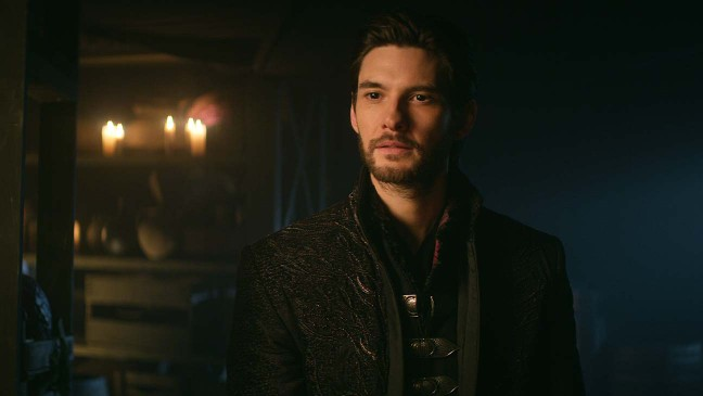 Ben Barnes Explains How He Plays a Sexy Wizard General in 'Shadow and Bone'