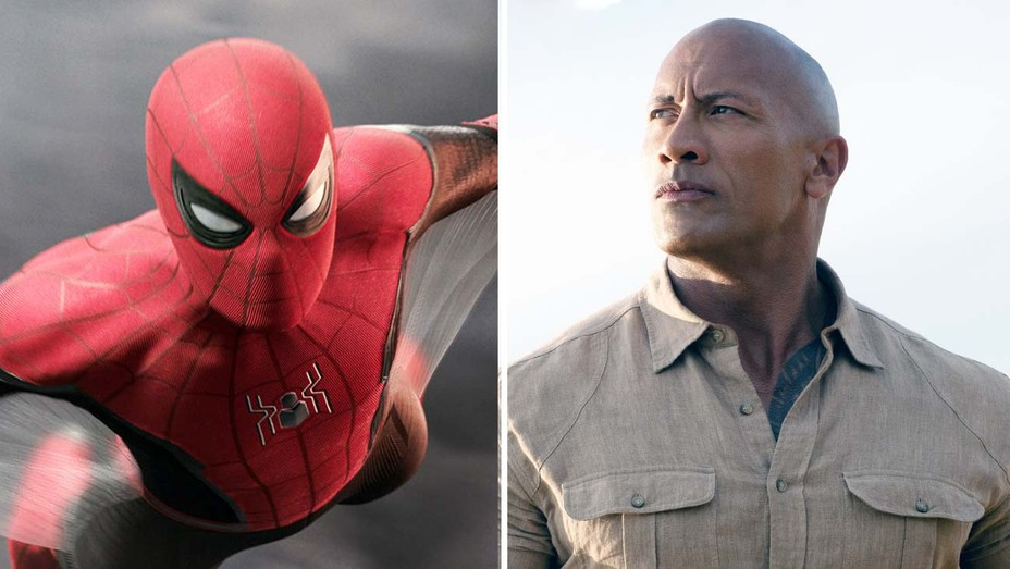 Spider-Man-Far-From-Home-and-Jumanji-The