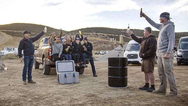 'Tough as Nails' Scores Two-Season Renewal at CBS