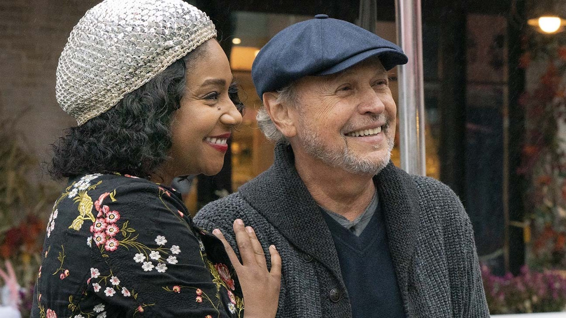 Billy Crystal and Tiffany Haddison Buddy Up For 'Here Today' Trailer | THR News