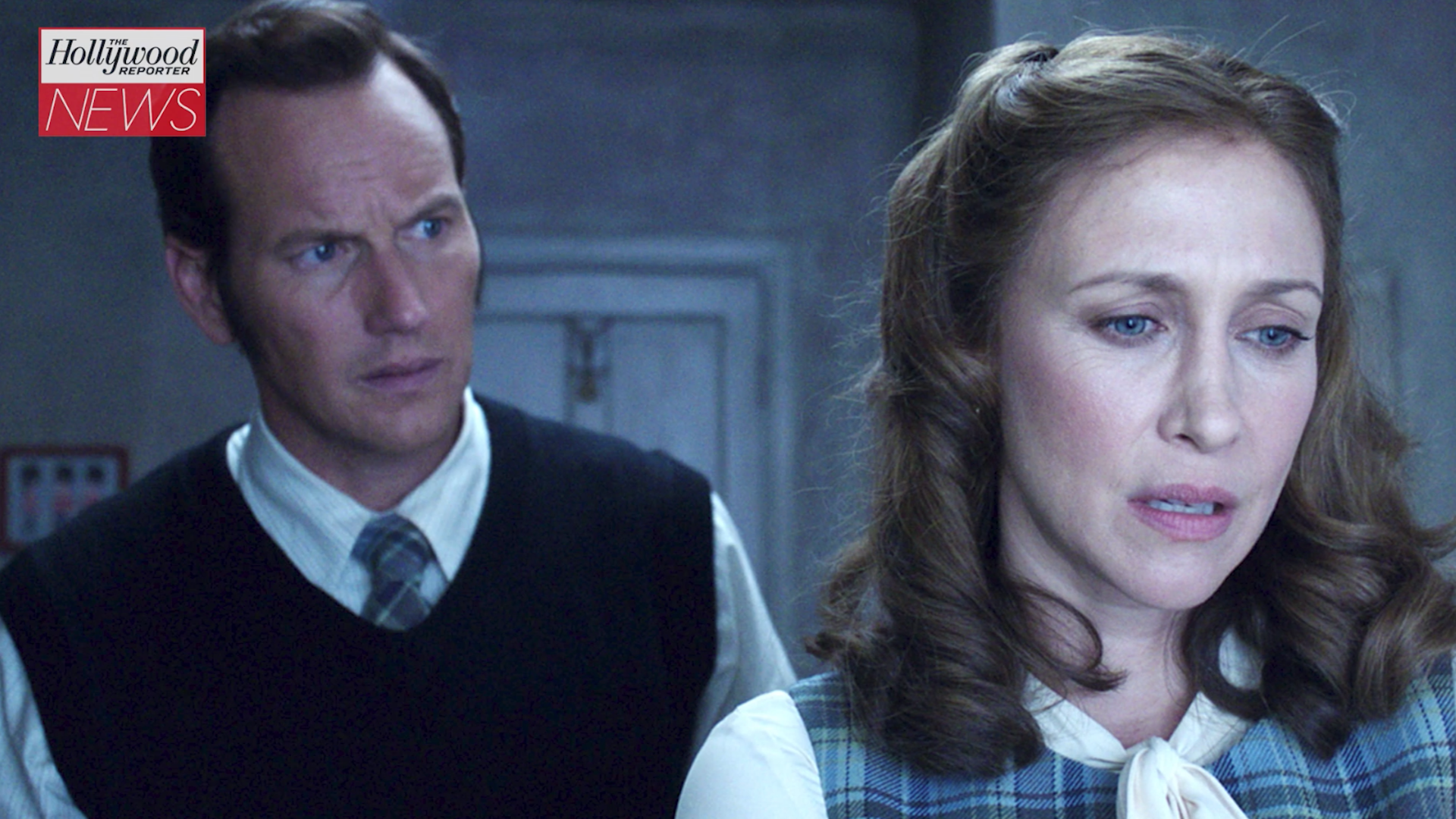 First Trailer For 'The Conjuring: The Devil Made Me Do It' Released | THR News