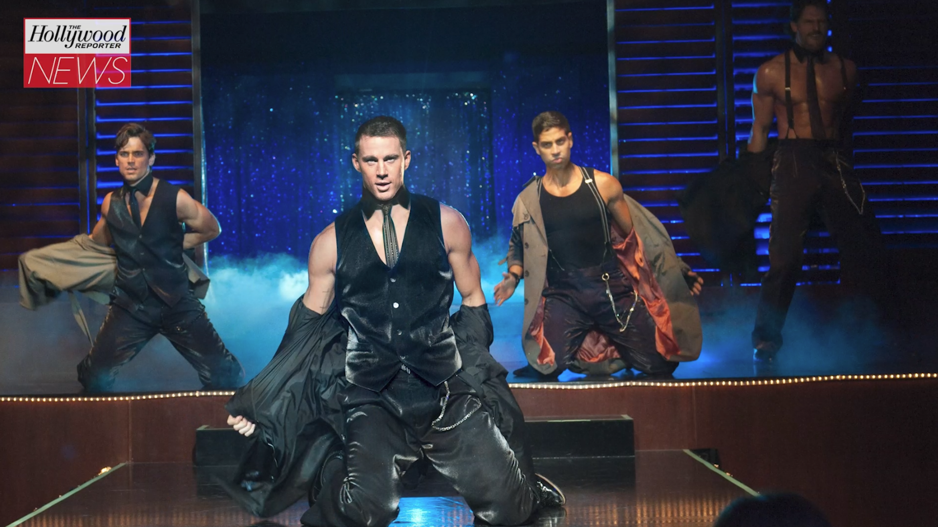 'Magic Mike' Competition Show Coming to HBO Max | THR News