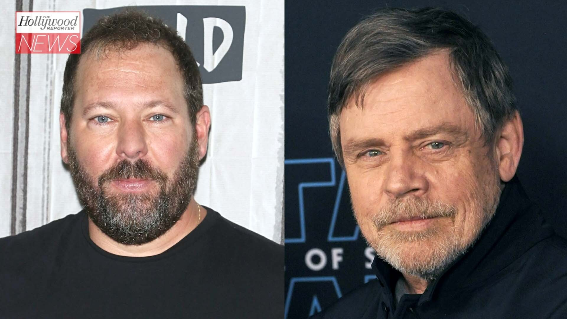 Mark Hamill and Comedian Bert Kreischer to Star in 'The Machine' | THR News
