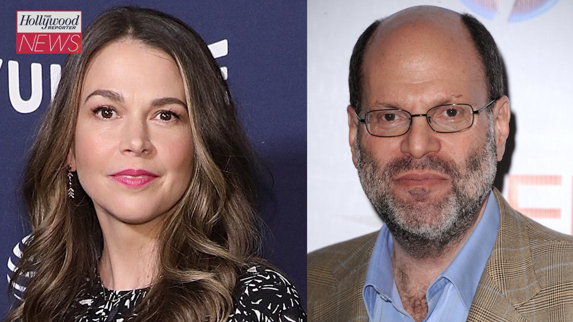 'Music Man' Star Sutton Foster Breaks Silence on Scott Rudin Amid Abuse Allegations | THR News