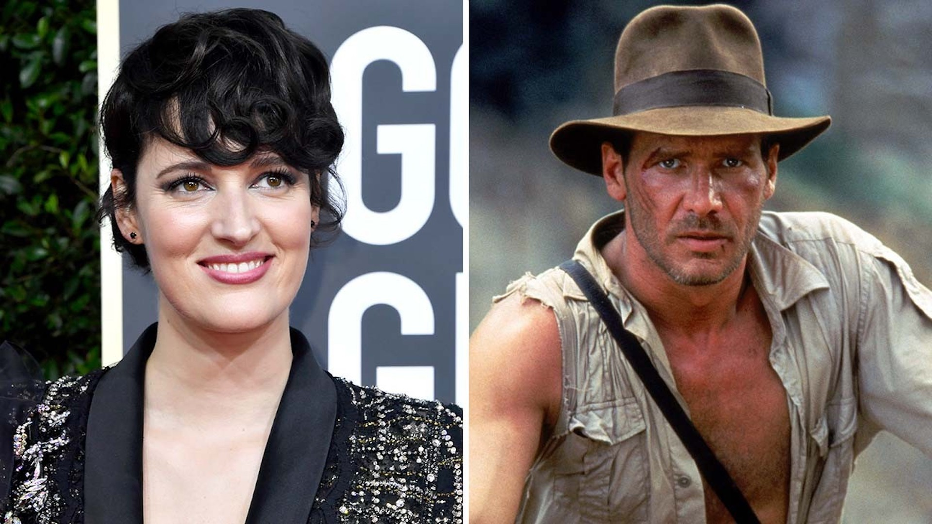 Phoebe Waller-Bridge to Star Alongside Harrison Ford in 'Indiana Jones 5' | THR News