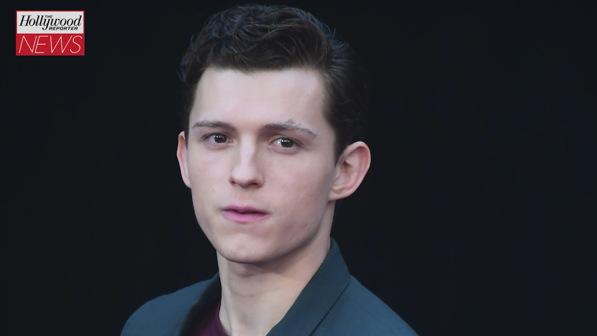 Tom Holland to Star in Apple Mental Illness Anthology 'The Crowded Room' | THR News