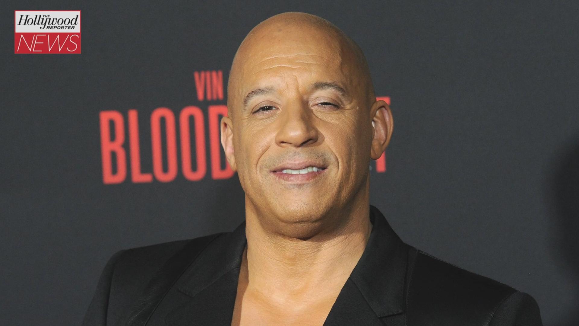 Vin Diesel Starring in Live-Action Rock 'Em Sock 'Em Robots Movie | THR News