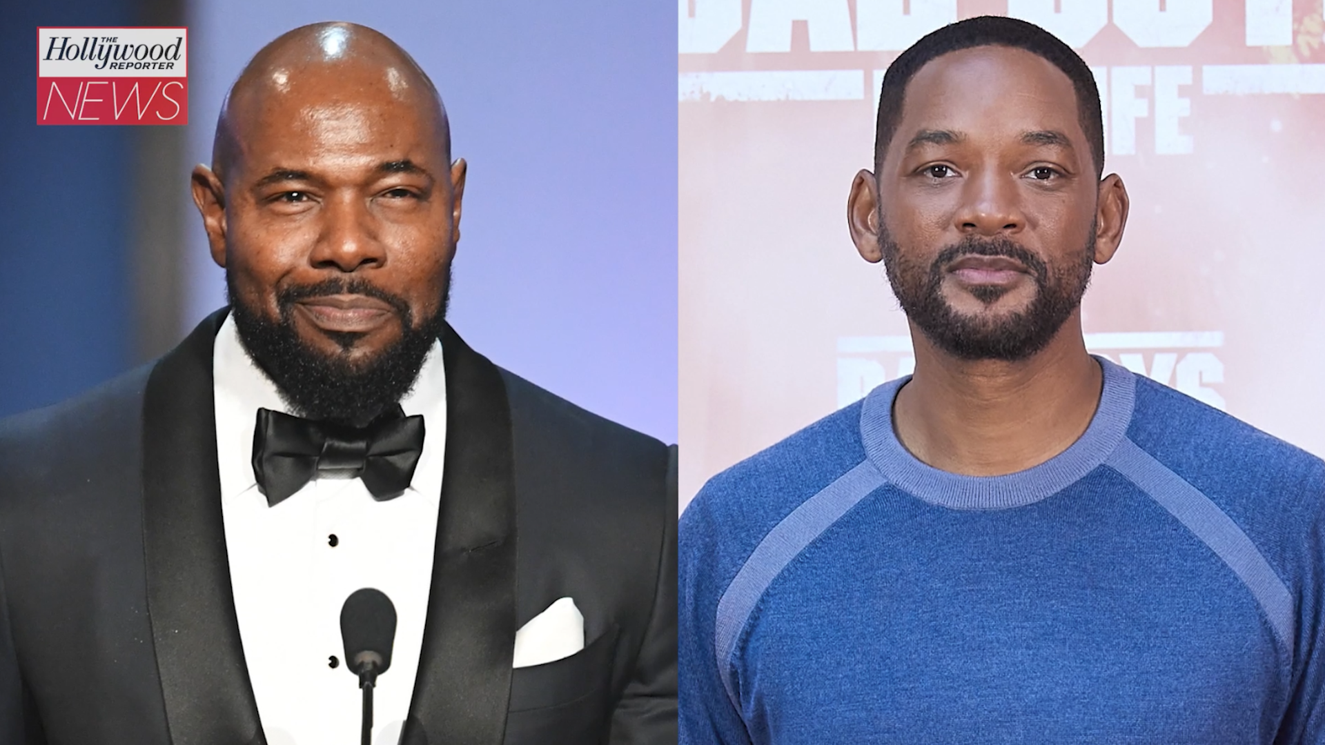 Will Smith, Antoine Fuqua Pull 'Emancipation' Production Out of Georgia Over Voting Law | THR News