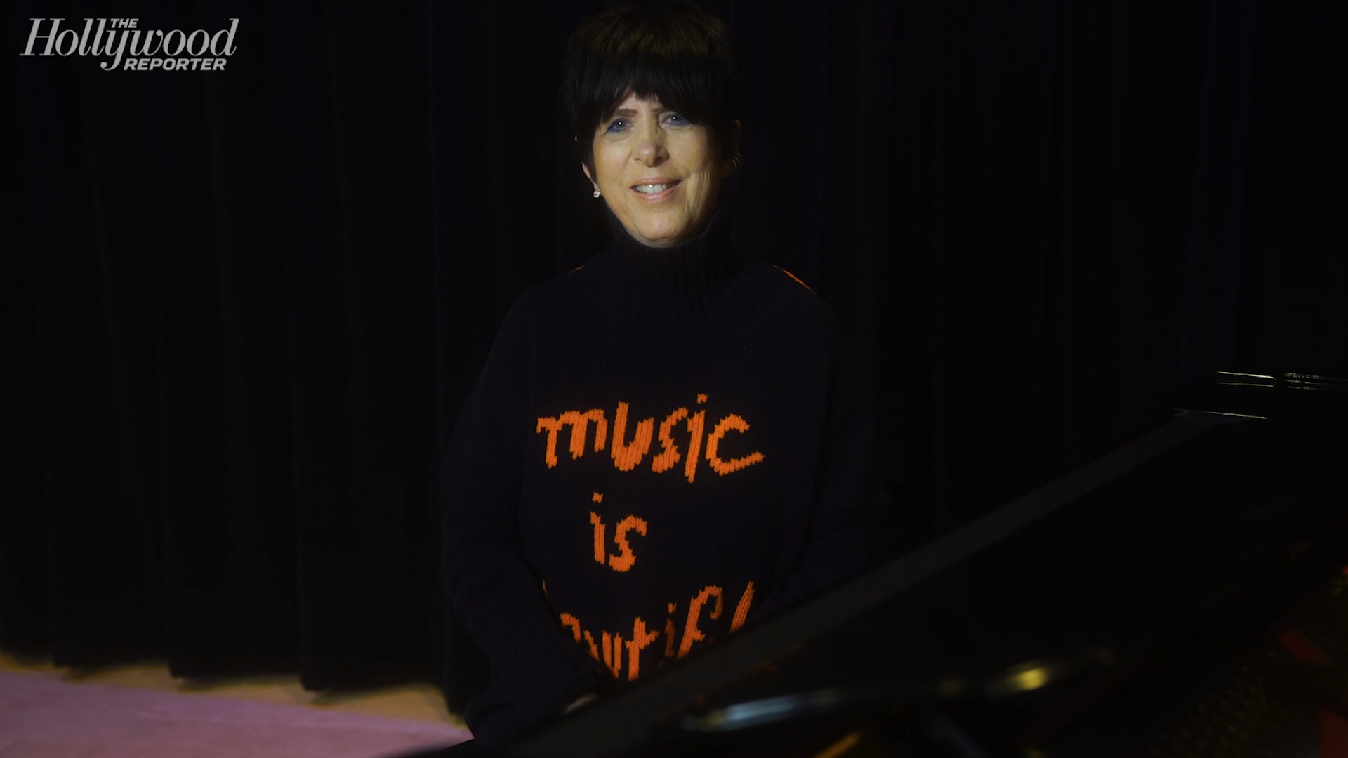 Watch Diane Warren Perform Her 12 Oscar-Nominated Songs in 5 Minutes | THR News