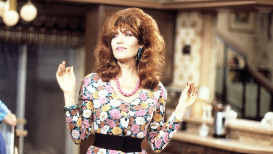 Katey Sagal as Peggy in 'Married With Children'.