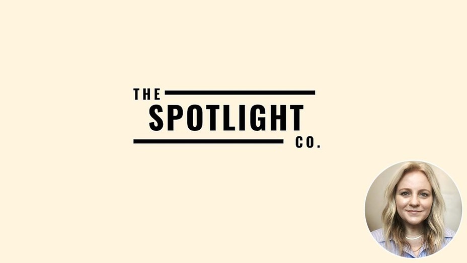 The Spotlight Co. and inset of Erica Gray