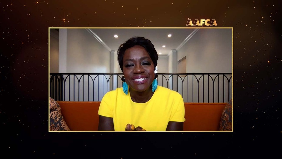 Viola Davis 12th Annual African American Film Critics Association Awards