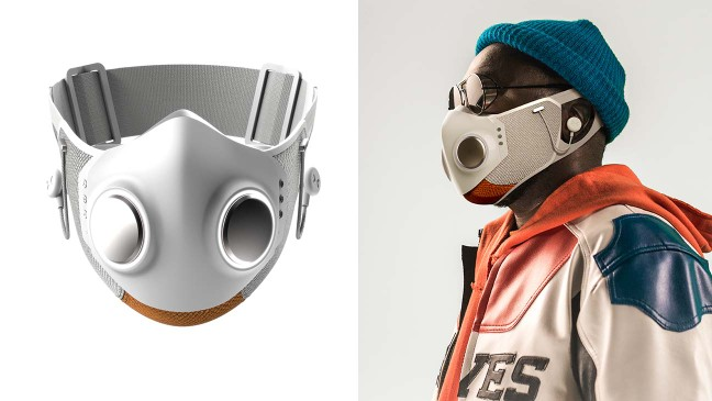 Will.i.am Unveils Tech-Driven Face Mask