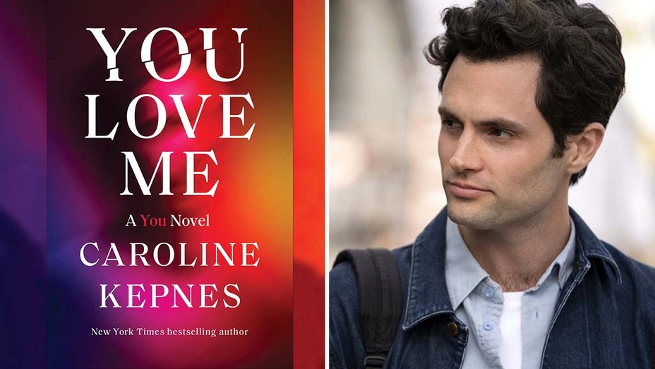 You Love me Book Cover and YOU Season 2 - Publicity -H 2021.psd