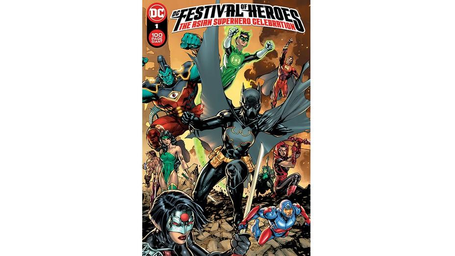 'DC Festival of Heroes: The Asian Superhero Celebration'