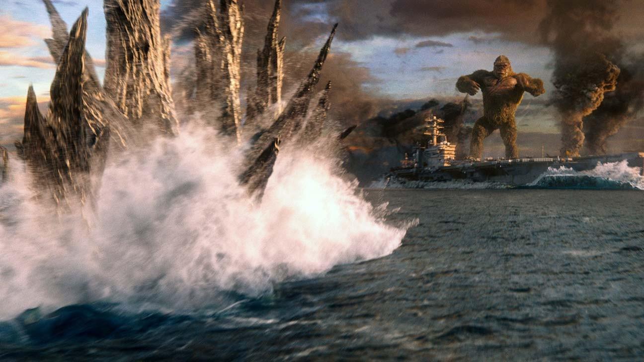 Box Office: 'Godzilla vs. Kong' Defeats Pandemic With $48M U.S. Start