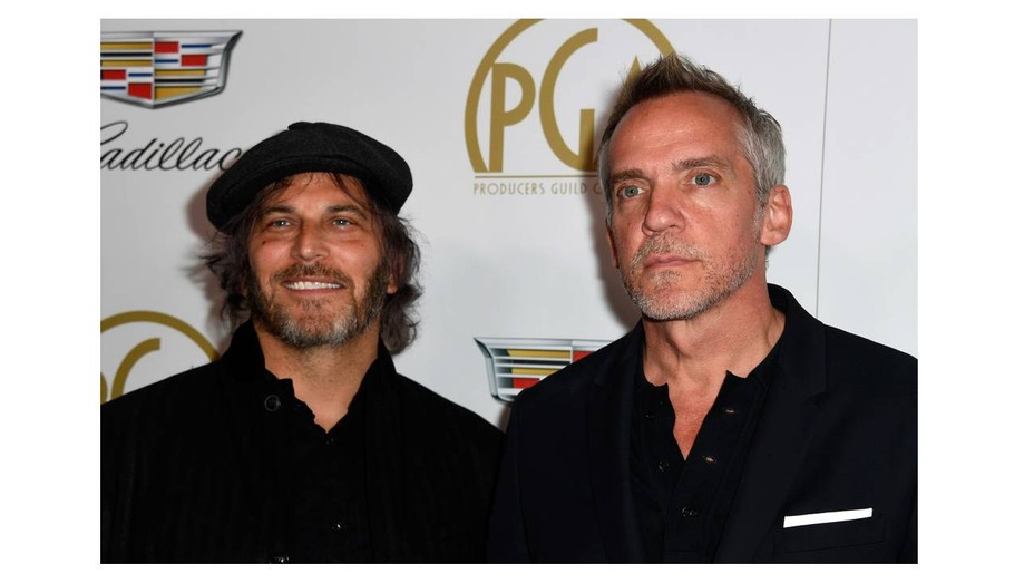 Jean-Marc Vallée and Nathan Ross