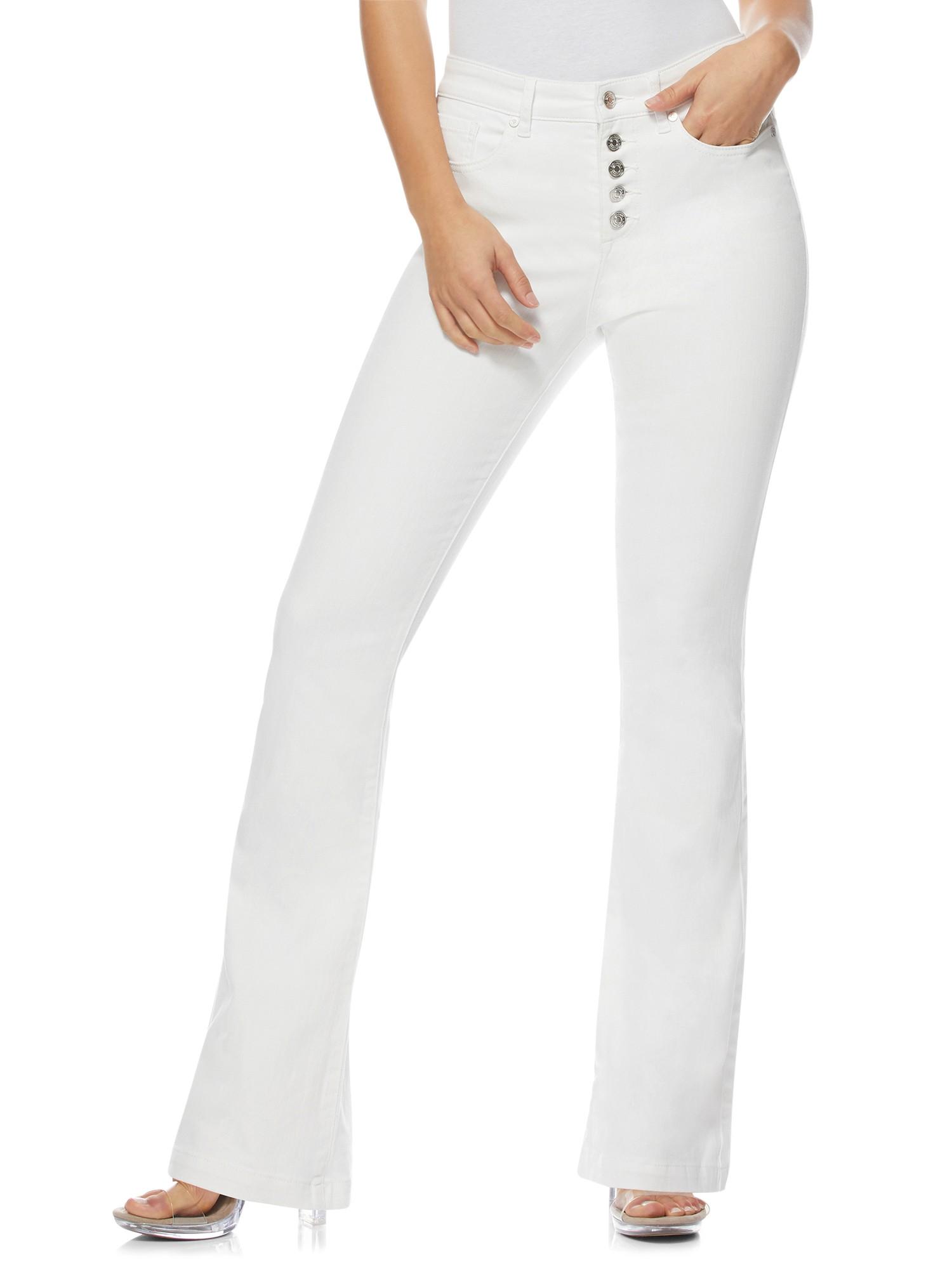 Sofia Jeans von Sofia Vergara Melisa Flare Jeans mit hoher Taille