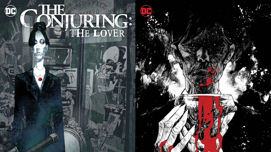 The Conjuring: The Lover fumetto