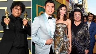 From Punchline to Oscar Contenders: The Overdue Rise of Asians in Hollywood