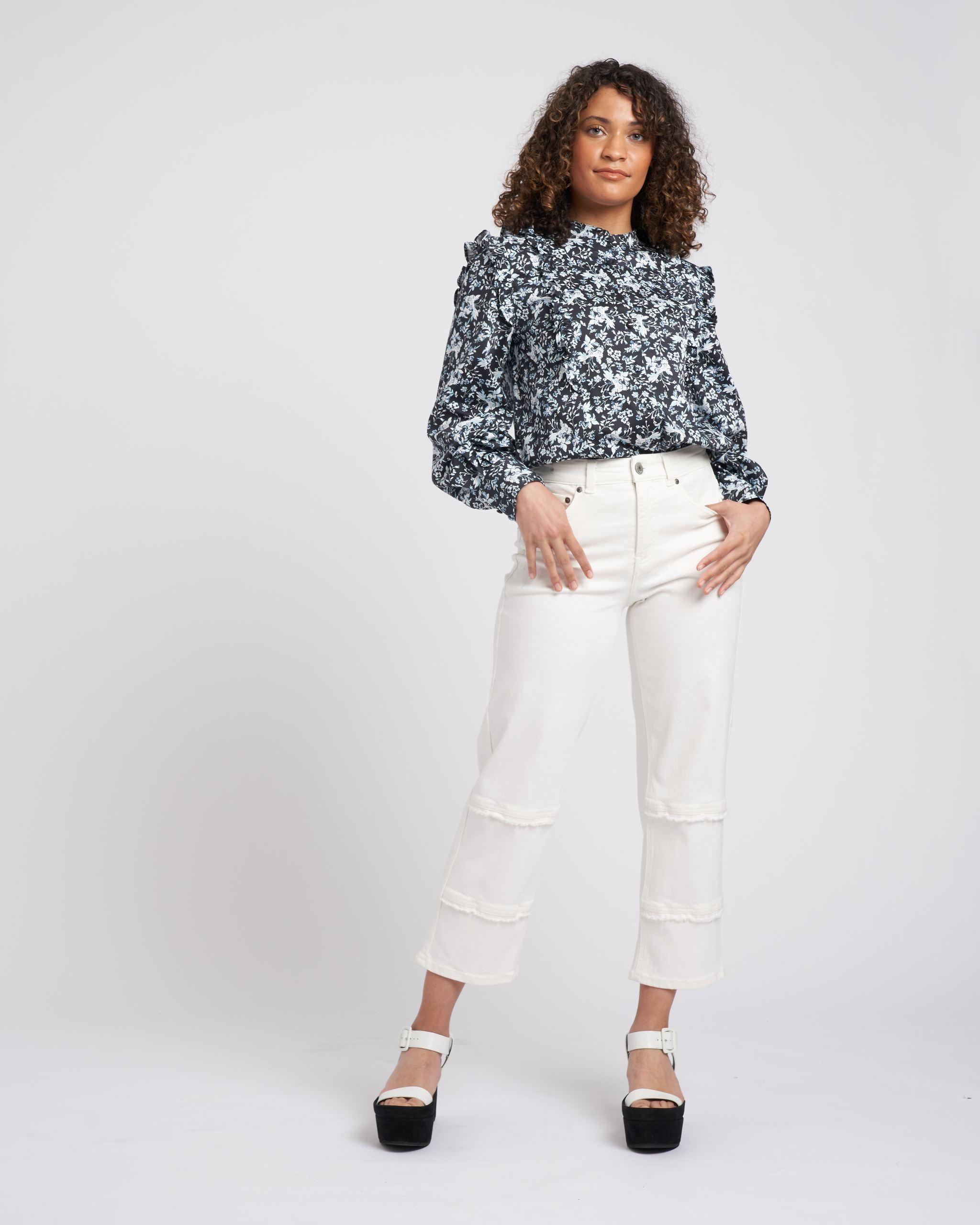 Beste weiße Jeans für Frauen