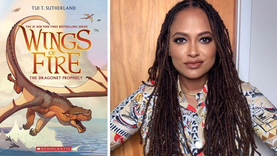 ava duvernay, wings of fire book