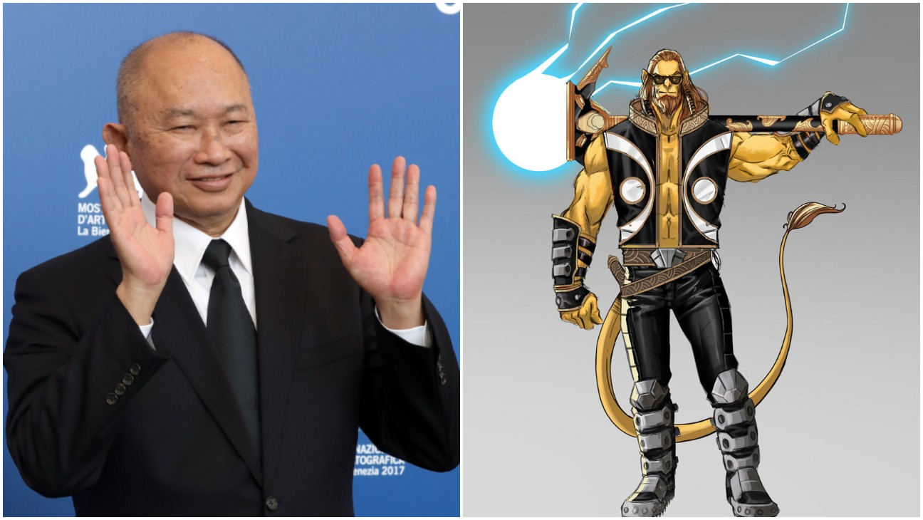 John Woo to Produce Chinese Superhero Movie Based on Story by Stan Lee